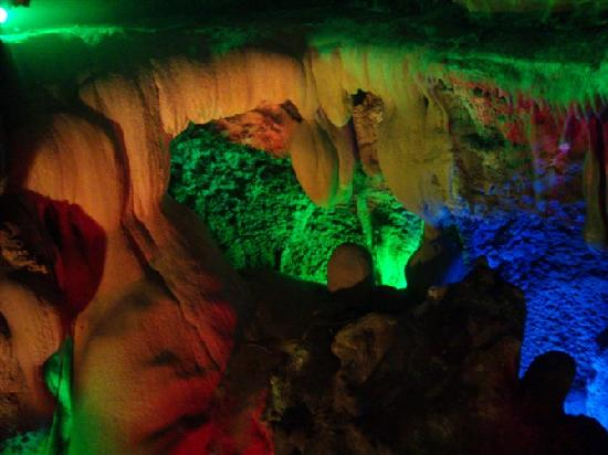 Tian'e Caves Geopark of Ninghua: 4
