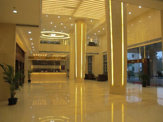 Yuefengyuan Hotel : 酒店大堂