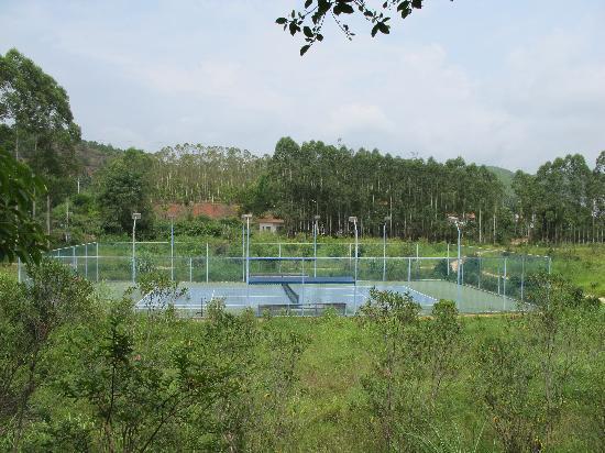 Yuefengyuan Hotel : 网球场