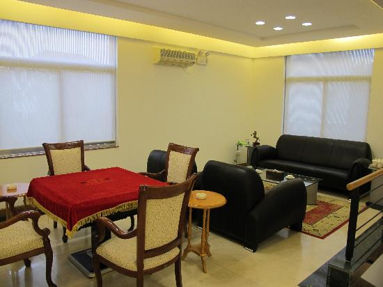 Yuefengyuan Hotel: 棋牌室