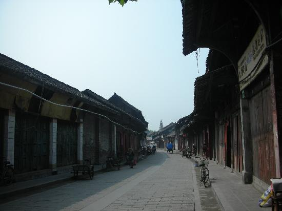 ‪Yuantong Ancient Town‬