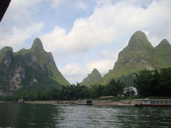Ziyuan County, China: 桂林山水