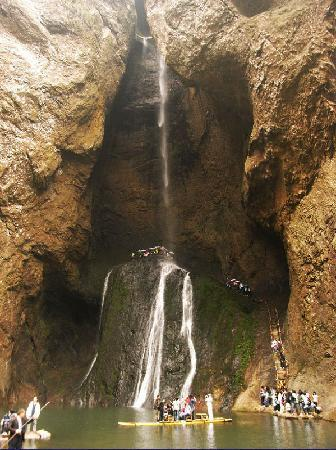 Qingyun Mountain Waterfall: 青龙瀑布
