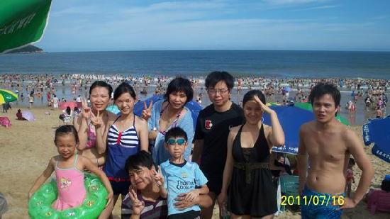 Yangxi Moon Bay: 全体人员
