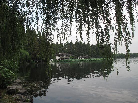 Hangzhou, Chine : 清澈见底
