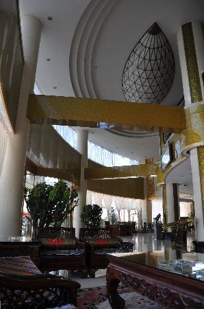 Minzu Hotel : 酒店大堂