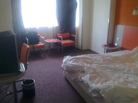 Motel 168 Nanjing Xinjiekou Mingwalang : nanjingmotai