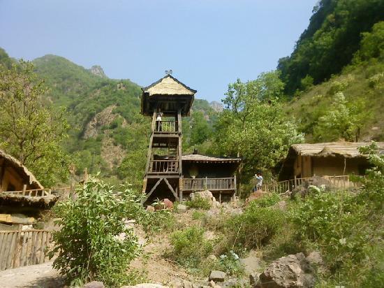 Xiaogoubei Scenic Resort: DSC00151