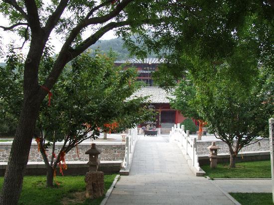 Chishan Fahua Temple: 法华院