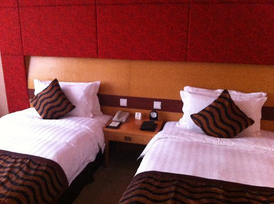 Days Hotel & Suites Jiaozuo : 床