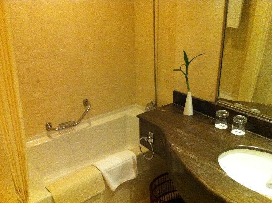 Days Hotel & Suites Jiaozuo : 厕所2