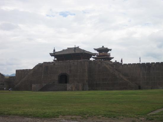 Qin Palace Film Location