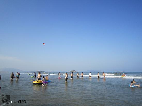 Pingtan Longfengtou Bathing Beach : 龙凤头海滨浴场2