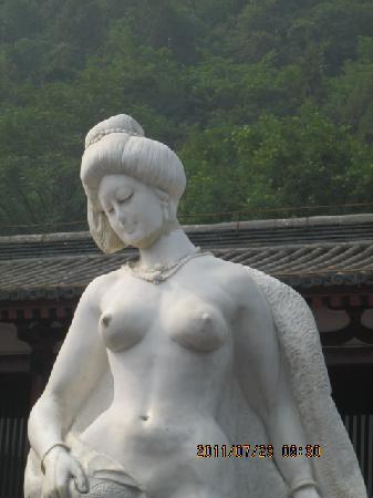 Huaqing Palace: 杨贵妃
