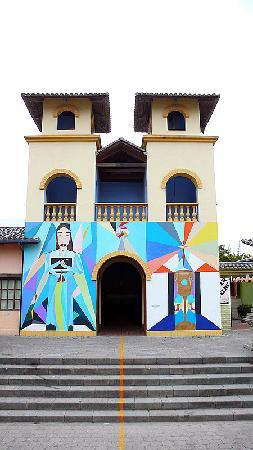 Quito, Ecuador: mitad del mundo