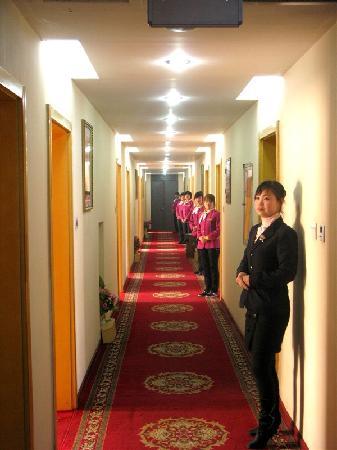Kezhizun Hotel: 酒店的过道