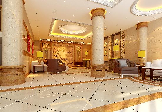 Zhongda Business Hotel: 大厅01 拷贝