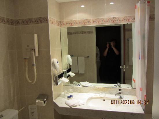 Hotel Nancy Centre Gare : IMG_0170