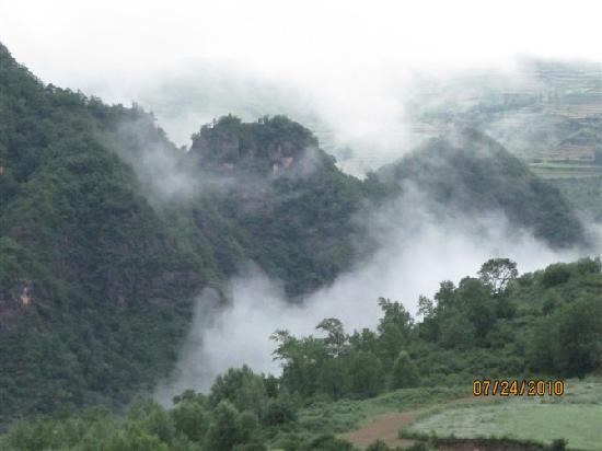 Shiwangou Ravine-Dayin Mountain