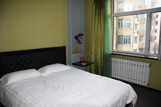 Zhuoyue Hotel (Xuanqing Street): 房间1