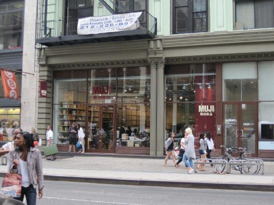 Muji Jpg Picture Of Broadway New York City Tripadvisor