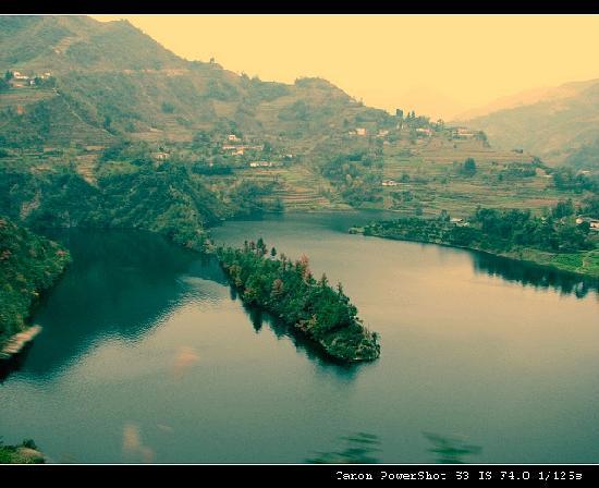 Ziyang County, Κίνα: 紫阳三角洲