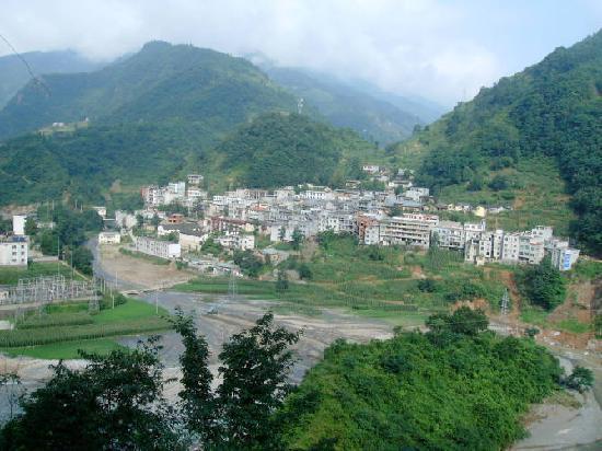 Ziyang County, China: 崛起中的斑桃