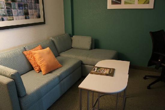 SpringHill Suites Fairfax Fair Oaks: SpringHill Suites 2