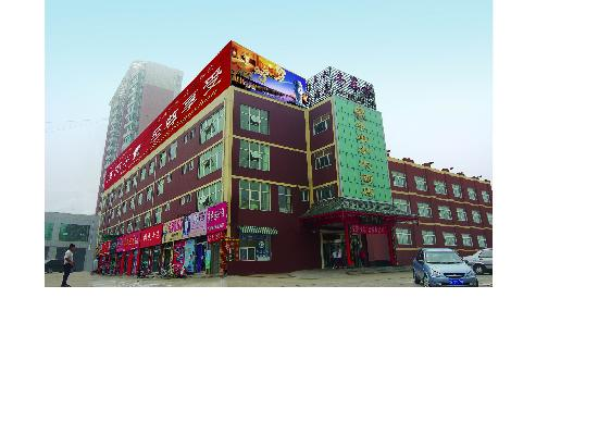 Niucheshui Hotel : 复件 外观(再修改)