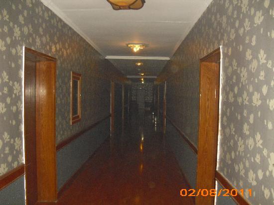 Jinling Hotel: 走廊
