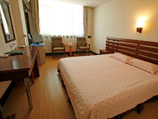 Dezhuang Hotel : 商务大床