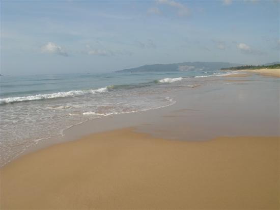 Haitang Bay: 海棠湾大海