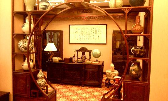 Honglou Hotel : 古朴