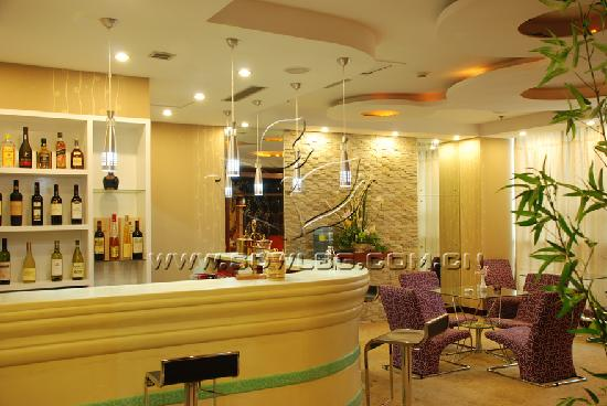 Wulian Hotel: 咖啡厅