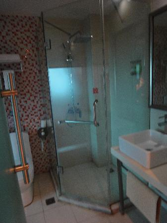 Sanjianfang Chain Hotel: 洗手间