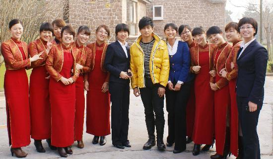 Hua Xing Hotel: DSC04343