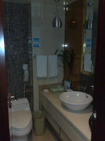 Jinye Tower: 厕所