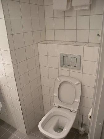 Thon Hotel Ullevaal Stadion: 双人间 座便器