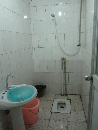 Lvyou Hostel: 卫生间
