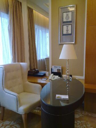 Bohao Radegast Hotel Beijing: 写字台