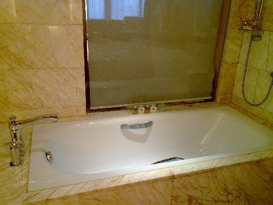 Bohao Radegast Hotel Beijing: 卫生间可爱的瓶子