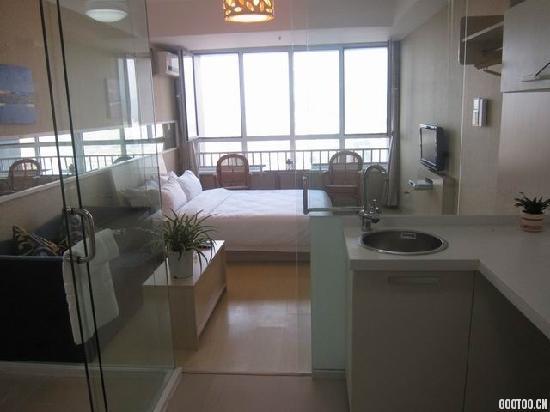 Jinshi Guoji Hotel: 高级间大床房3