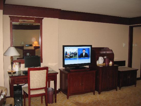 Mirage Hotel : 齐全的设施