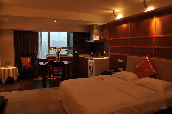 Yueting Apartment Hotel Chengdu Xi'nian: dsc_0586