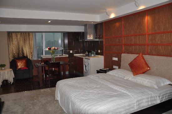 Yueting Apartment Hotel Chengdu Xi'nian: DSC_0583