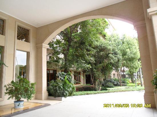 Mile Hot Spring Hotel: 26酒店大堂外观
