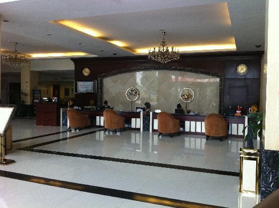 Ramada Plaza Sino Bay Shanghai: 酒店大堂