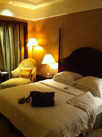 Grand Royal Hotel: 床很舒服