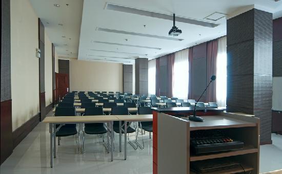 Santiago Business Hotel: 会议室_DSC0181