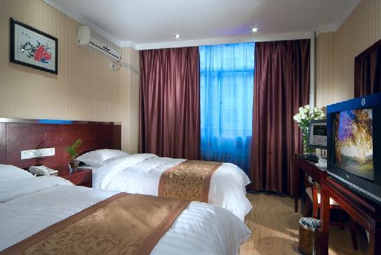Santiago Business Hotel: 标间_DSC0097